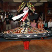 Мужской восточный танец